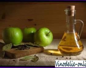 Яблочный ликер фото
