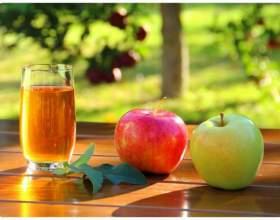 Яблочный сок: как сохранить все витамины при приготовлении? фото