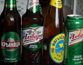 Как и где производится белорусское пиво? фото