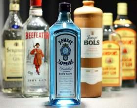 Как пить джин правильно? фото