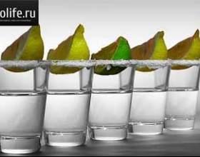 Как пить текилу фото