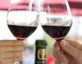 Как правильно держать бокал с вином и другими напитками фото