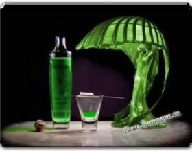 Как правильно пить абсент фото
