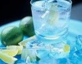 Как правильно пить джин тремя разными способами фото