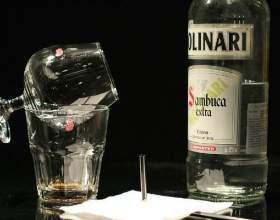 Как правильно пить самбуку? фото