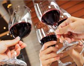 Как правильно пить вино фото