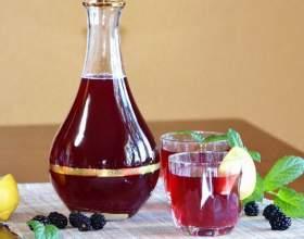 Как приготовить домашнее вино из компота фото