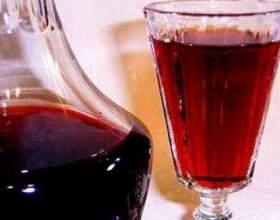 Как приготовить клюквенное домашнее вино фото
