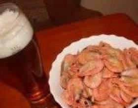 Как приготовить креветки к пиву – 3 способа фото