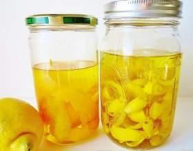 Как приготовить лимонную водку фото