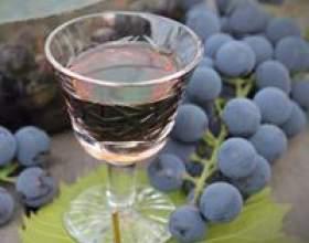 Как приготовить настойку из винограда изабелла фото