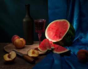 Как приготовить вино из арбуза в домашних условиях фото