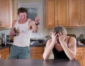 Как расстаться с мужем алкоголиком? фото