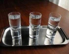 Как разбавить спирт или самогон водой фото