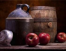 Как сделать брагу из яблок – когда некуда девать урожаи фото