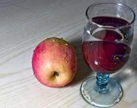 Как сделать домашнее вино из яблок фото