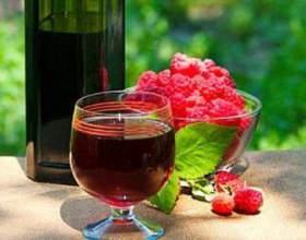 Как сделать домашнее вино из малины. Рецепт фото