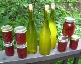 Как сделать домашнее вино из варенья? фото