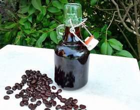 Как сделать кофейный ликер и с чем его пьют фото