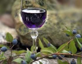 Как сделать вино из черники? фото