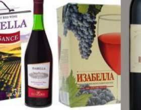 Как сделать вино из изабеллы в домашних условиях фото