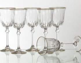 Как выбрать бокалы для вина? фото