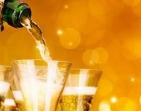 Какими должны быть фужеры для шампанского? фото