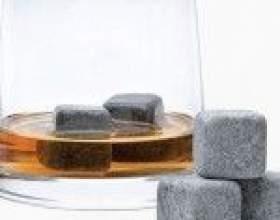 Камни для виски вместо кубиков льда фото