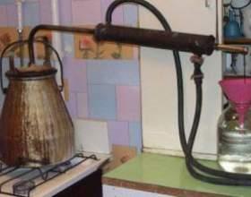 Картофельный самогон в домашних условиях фото