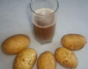 Картофельный сок: целебный потенциал и возможный вред фото