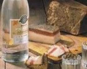 Классическая хлебная водка (самогон) фото