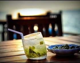 Классический рецепт коктейля кайпиринья (caipirinha) фото