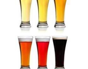 Классификация пива фото