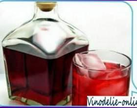 Клубничное вино фото