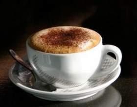Кофе мокачино на вашем столе фото