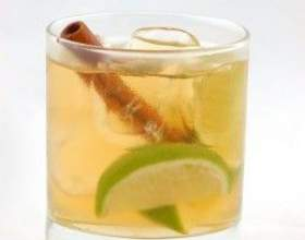 """Коктейль «яблочный виски» С""""РѕС'Рѕ"""