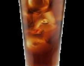 Коктейль виски с колой в домашних условиях фото