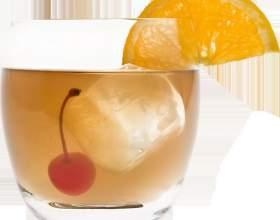 Коктейль виски сауэр (whiskey sour) фото