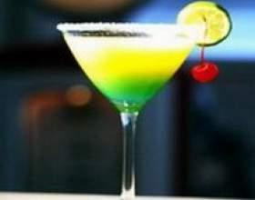 Коктейль «зелёный бере㻠фото