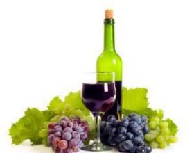 Коктейли из красного и белого вина фото