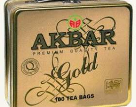 "Коллекция чая ""акбар"" фото"