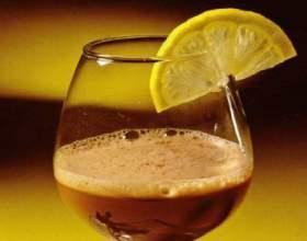 Коньяк с лимонным соком фото