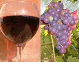 Крепленое вино из винограда — рецепт с изабеллой фото