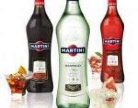 Крепость мартини – считаем градусы фото