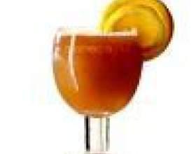 Крюшон из фруктовых соков фото