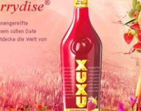 Ксю ксю – новый ликер в алкогольной карте европы фото