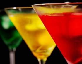 Легкие алкогольные коктейли: рецепты приготовления фото