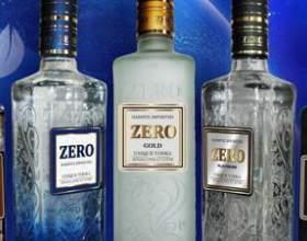 Лидер продаж алкогольных напитков – водка «zero» фото