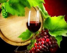 Ликер из винограда на водке фото