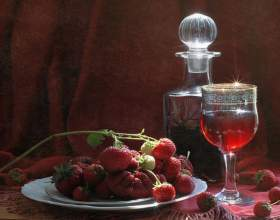 Ликер земляничный домашний: 4 рецепта волшебного напитка фото